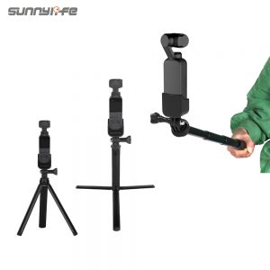 Sunnylife Adapter Tripod Extension Rod for DJI OSMO POCKET