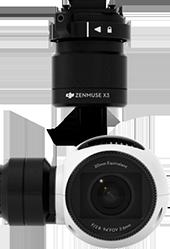 دوربین ملخ های اینسپایر 1