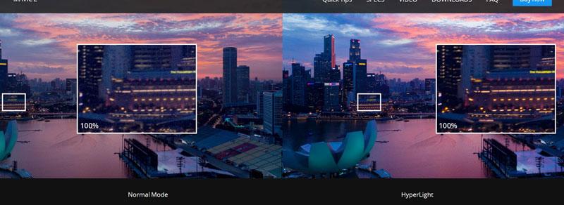 عکس های HDR بهبود یافته در مویک 2 پرو