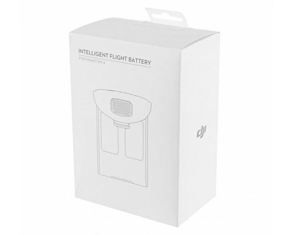 محتویات داخل بسته باتری فانتوم ۴