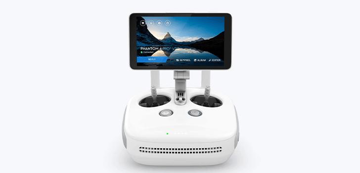 فانتوم 4 مجهز به تکنولوژی OcuSync و صفحه نمایش هوشمند